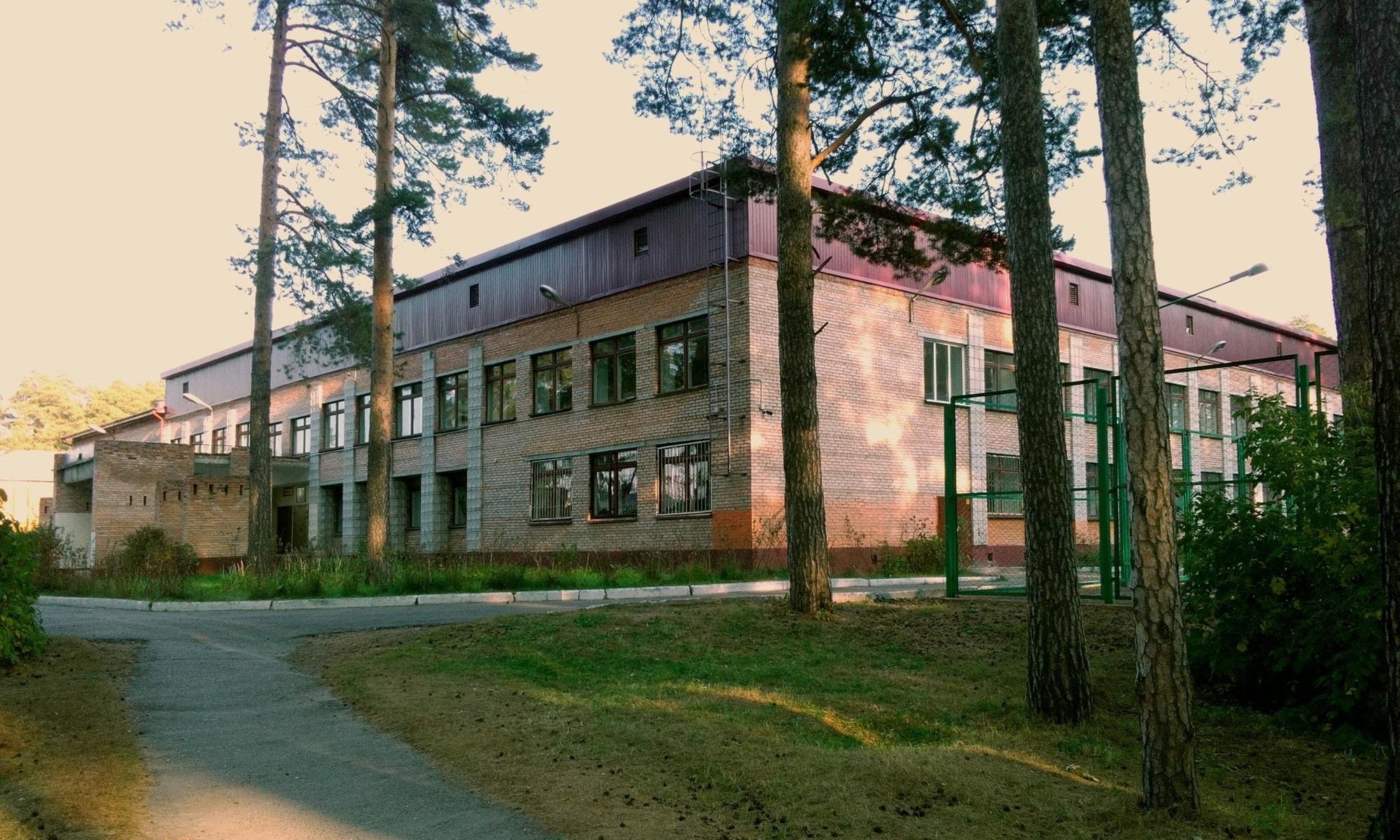 Школа № 64 г. Томска